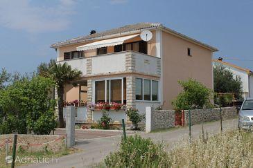 Property Povljana (Pag) - Accommodation 6561 - Apartments near sea with sandy beach.