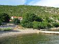 Property Seline (Paklenica) - Accommodation 6564 - Apartments near sea with pebble beach.