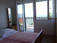 Bedroom 1 - Apartment A-657-a - Apartments Marušići (Omiš) - 657