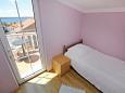 Bedroom 1 - Apartment A-6572-a - Apartments Maslenica (Novigrad) - 6572