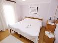 Bedroom 2 - Apartment A-6572-a - Apartments Maslenica (Novigrad) - 6572