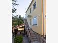 Property Starigrad (Paklenica) - Accommodation 6575 - Apartments with pebble beach.