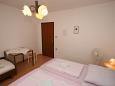 Bedroom 2 - Room S-6580-a - Apartments and Rooms Starigrad (Paklenica) - 6580