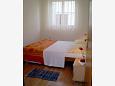 Bedroom 1 - Apartment A-6582-b - Apartments Mandre (Pag) - 6582