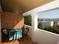 Terrace - Studio flat AS-6587-a - Apartments Starigrad (Paklenica) - 6587