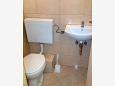 Toilet - Apartment A-6593-a - Apartments Starigrad (Paklenica) - 6593