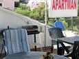 Shared terrace - Apartment A-6597-b - Apartments Seget Vranjica (Trogir) - 6597