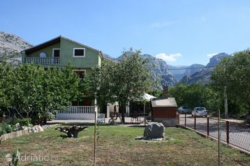 Property Starigrad (Paklenica) - Accommodation 6606 - Apartments and Rooms with pebble beach.