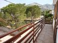 Balcony - Apartment A-6614-a - Apartments Starigrad (Paklenica) - 6614