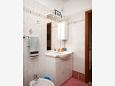 Bathroom - Studio flat AS-6617-a - Apartments Posedarje (Novigrad) - 6617