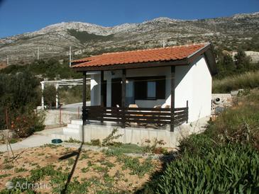 Property Postup (Pelješac) - Accommodation 662 - Vacation Rentals with rocky beach.