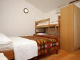 Bedroom - Room S-6622-a - Apartments and Rooms Starigrad (Paklenica) - 6622