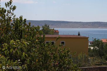Property Starigrad (Paklenica) - Accommodation 6623 - Apartments near sea.