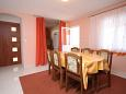 Dining room - Apartment A-6631-a - Apartments Lađin Porat (Paklenica) - 6631