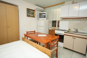 Studio flat AS-6631-a - Apartments Lađin Porat (Paklenica) - 6631