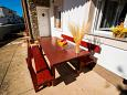 Terrace - House K-6633 - Vacation Rentals Starigrad (Paklenica) - 6633