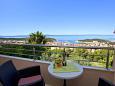 Balcony - Room S-6643-a - Apartments and Rooms Makarska (Makarska) - 6643