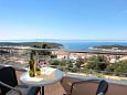 Balcony - view - Room S-6643-a - Apartments and Rooms Makarska (Makarska) - 6643