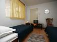 Bedroom - Apartment A-6646-b - Apartments Podgora (Makarska) - 6646
