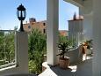Tučepi, Terrace u smještaju tipa apartment, s pogledom na more, dopusteni kucni ljubimci i WIFI.