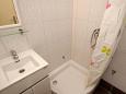 Tučepi, Bathroom 2 u smještaju tipa apartment, dopusteni kucni ljubimci i WIFI.