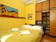 Bedroom - Apartment A-6656-b - Apartments Tučepi (Makarska) - 6656