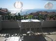 Terrace - Apartment A-6664-d - Apartments Podgora (Makarska) - 6664
