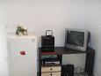 Privlaka, Dining room u smještaju tipa apartment, dostupna klima i WIFI.