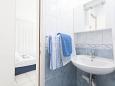 Podgora, Bathroom 2 u smještaju tipa apartment, WIFI.