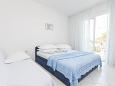 Bedroom 1 - Apartment A-6671-b - Apartments and Rooms Podgora (Makarska) - 6671