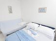 Podgora, Bedroom 1 u smještaju tipa apartment, WIFI.