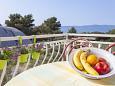 Terrace 2 - Apartment A-6671-c - Apartments and Rooms Podgora (Makarska) - 6671