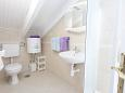 Bathroom - Studio flat AS-6671-a - Apartments and Rooms Podgora (Makarska) - 6671