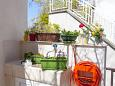 Terrace - Room S-6671-a - Apartments and Rooms Podgora (Makarska) - 6671