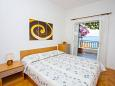 Bedroom - Apartment A-6672-a - Apartments Podgora (Makarska) - 6672