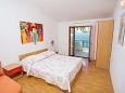 Bedroom - Apartment A-6673-a - Apartments Podgora (Makarska) - 6673