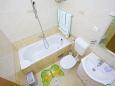 Bathroom - Studio flat AS-6673-a - Apartments Podgora (Makarska) - 6673