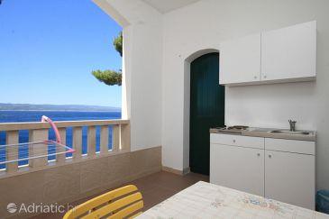 Studio flat AS-6674-b - Apartments Brela (Makarska) - 6674