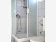 Bathroom - Studio flat AS-6676-b - Apartments Podaca (Makarska) - 6676