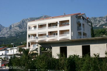 Property Podgora (Makarska) - Accommodation 6681 - Apartments near sea with pebble beach.