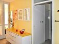 Hallway - Apartment A-6686-a - Apartments Brela (Makarska) - 6686