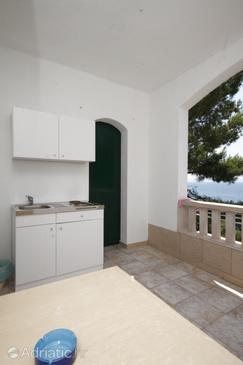 Studio flat AS-6689-d - Apartments Brela (Makarska) - 6689