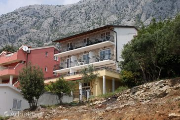 Property Živogošće - Porat (Makarska) - Accommodation 6700 - Apartments with pebble beach.