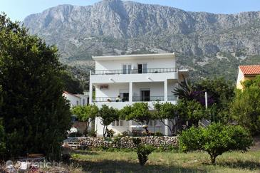 Property Drvenik Donja vala (Makarska) - Accommodation 6701 - Apartments near sea with pebble beach.
