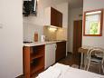 Kitchen - Apartment A-6719-b - Apartments Baška Voda (Makarska) - 6719