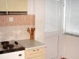 Kitchen - Apartment A-6732-c - Apartments Sućuraj (Hvar) - 6732