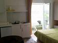 Kitchen - Studio flat AS-6735-b - Apartments Podaca (Makarska) - 6735