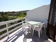 Terrace - Studio flat AS-6741-e - Apartments Sućuraj (Hvar) - 6741