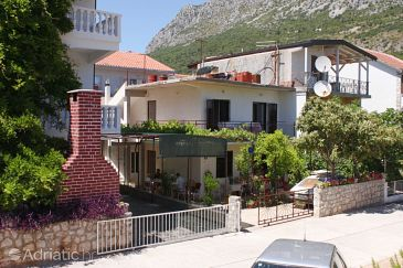 Property Podaca (Makarska) - Accommodation 6744 - Apartments with pebble beach.