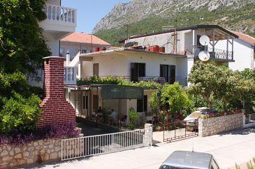 Podaca, Makarska, Obiekt 6744 - Apartamenty ze żwirową plażą.